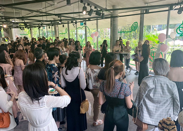 Clozetters gather for the Clozette Tea Party 2019 in Singapore