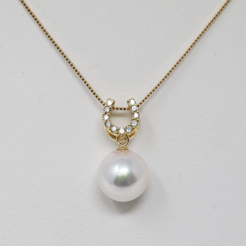Pearl Falco Pearl Pendant necklace