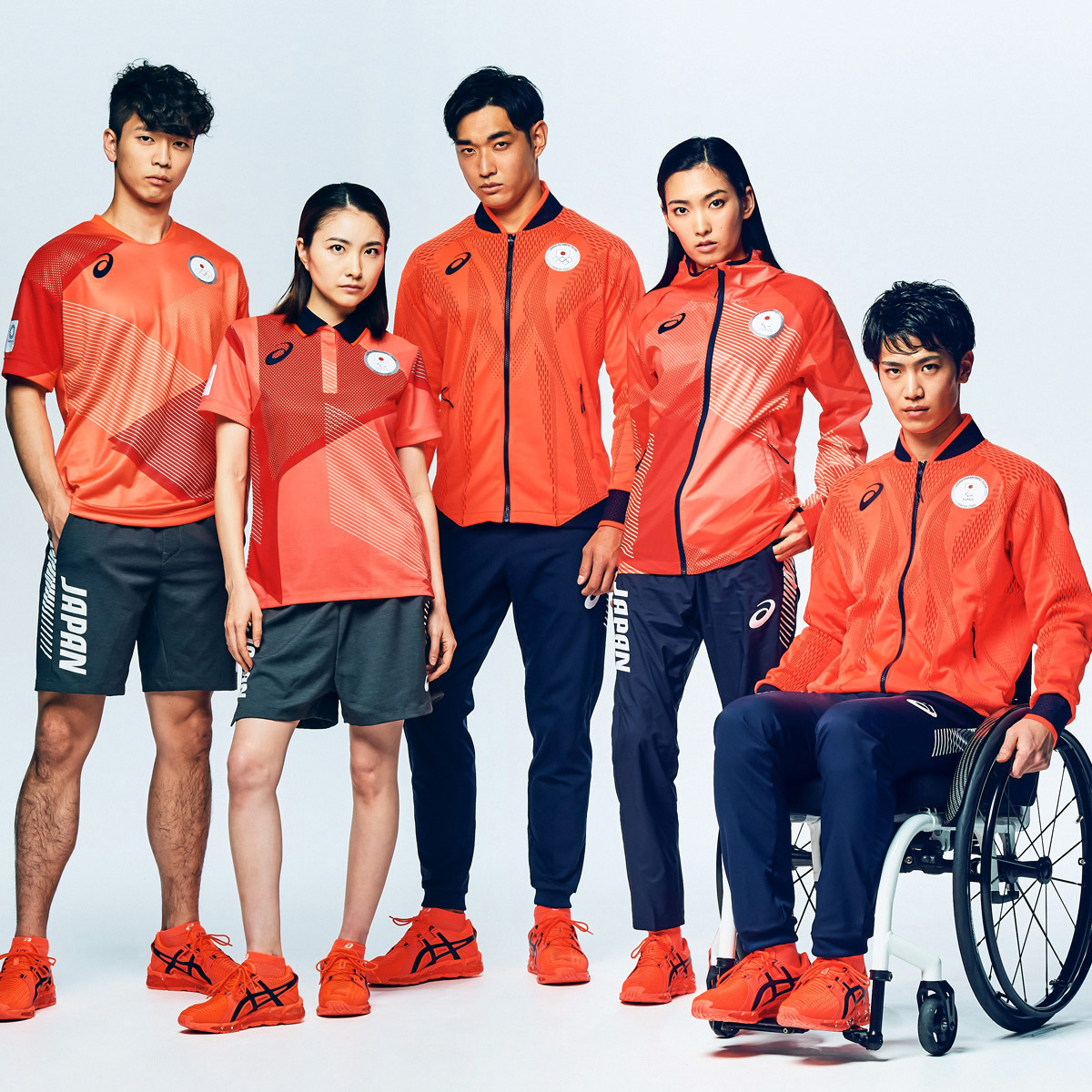 Wow, Seragam Olimpiade Timnas Jepang Ternyata Hasil Daur Ulang!