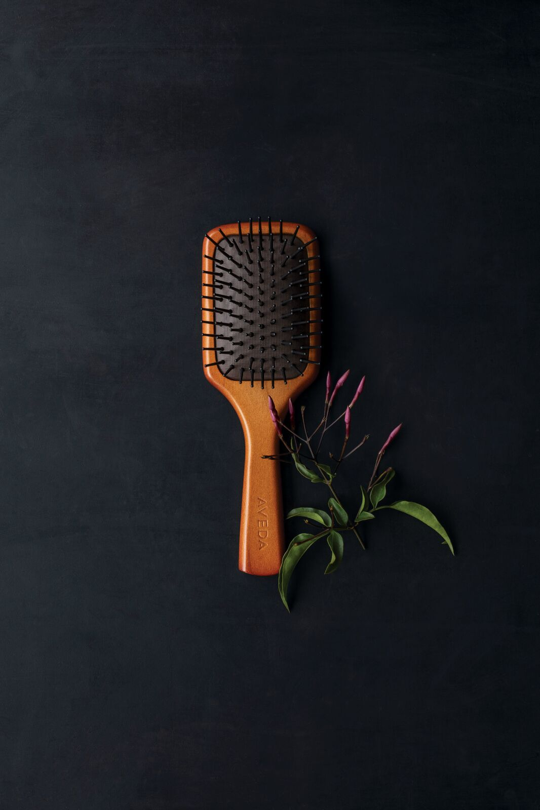 aveda mini paddle brush