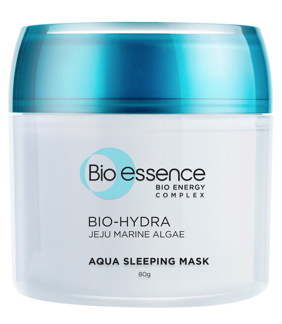 bio essence hydra sleep mask