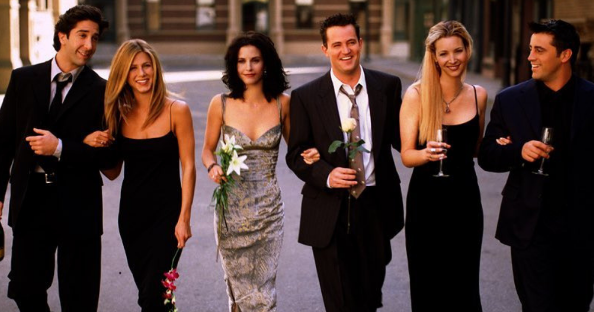 Hits & Misses: Looking Back At 'Friends' 25 Years Later
