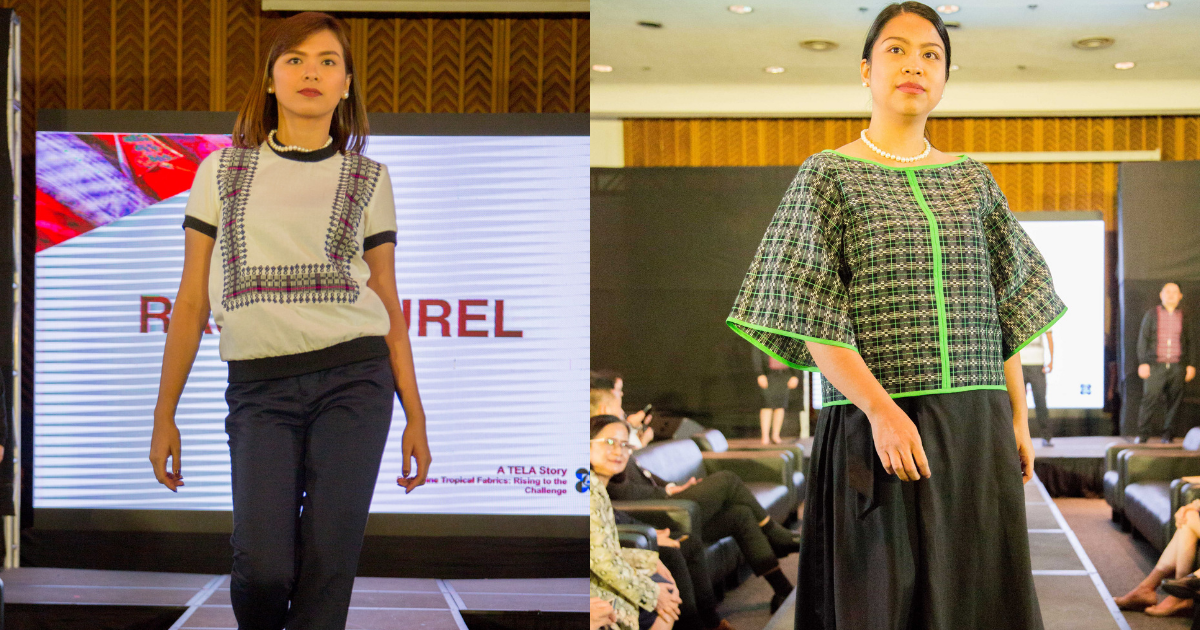 A TELA Story, Philippine Tropical Fabrics: Rising to the Challenge i