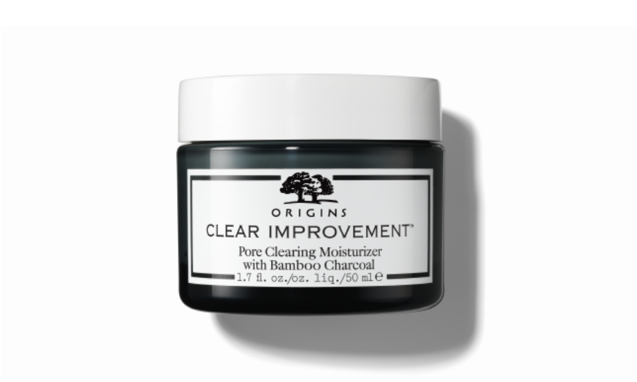 July 2019 Beauty Launches - Origins Clear Improvement Pore Clearing Moisturizer with Bamboo Charcoal