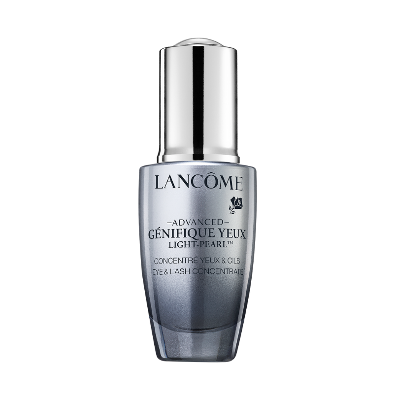 Lancome Advanced Genifique Light Pearl concentrated eye and lash serum