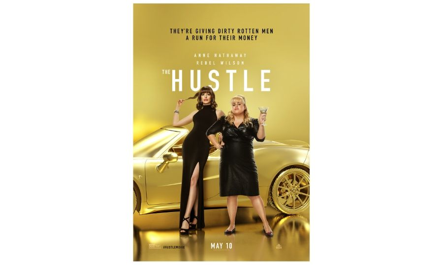 Clozette Covets: The Hustle 2019 movie