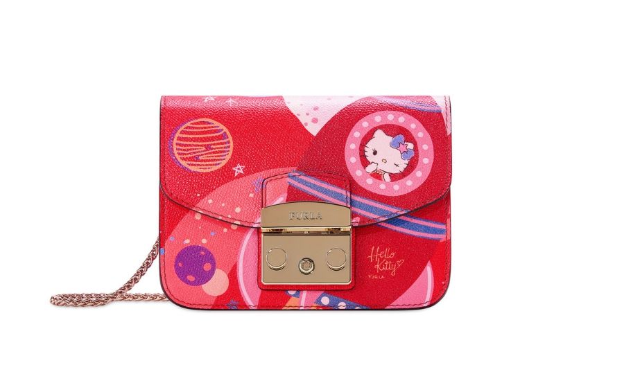 Clozette Covets: Furla x Hello Kitty