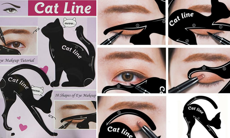 Would You Give These Weird Beauty Tools A Try? - Cat Liner