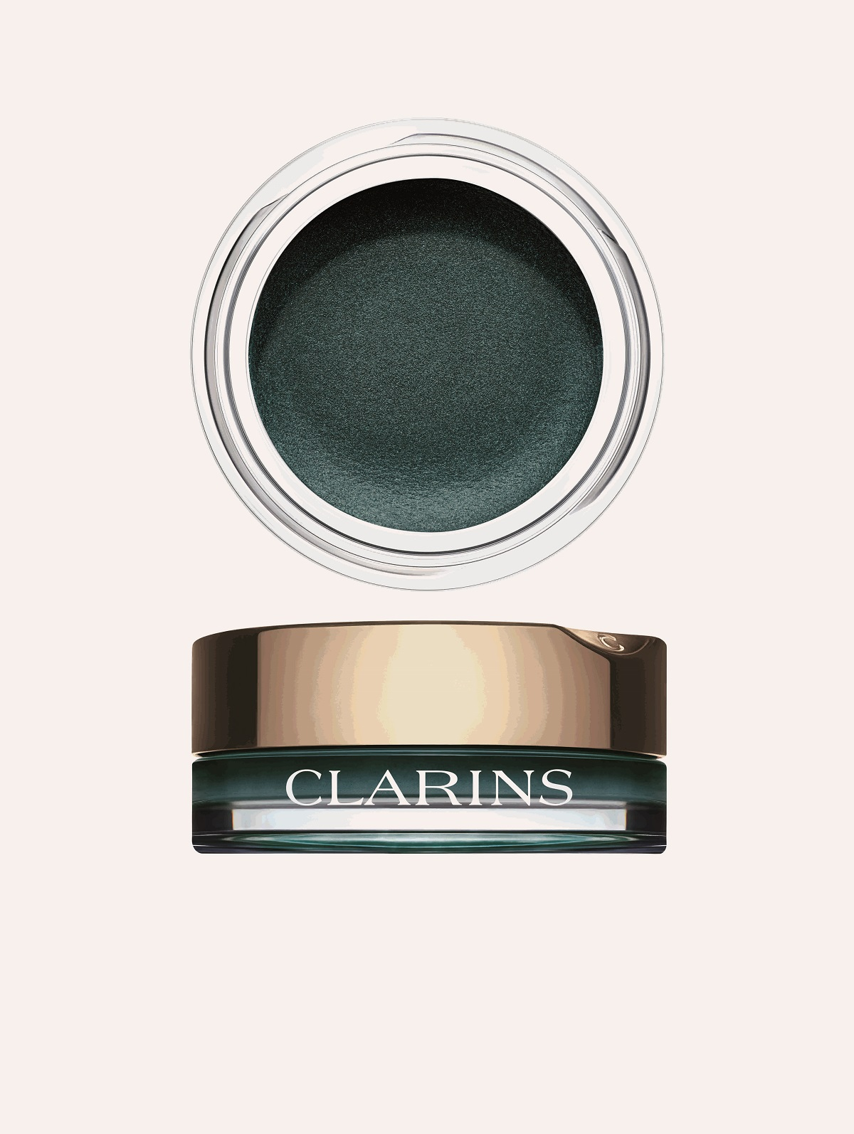 Clarins Ombre Satin Eyeshadow Green Mile