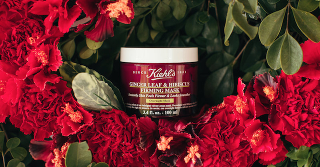 Review First Impressions On Kiehls Ginger Leaf Hibiscus Firming