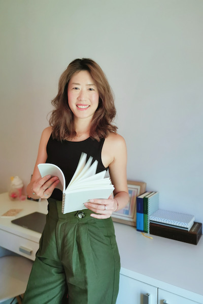 Stephanie Chew Linae Interview