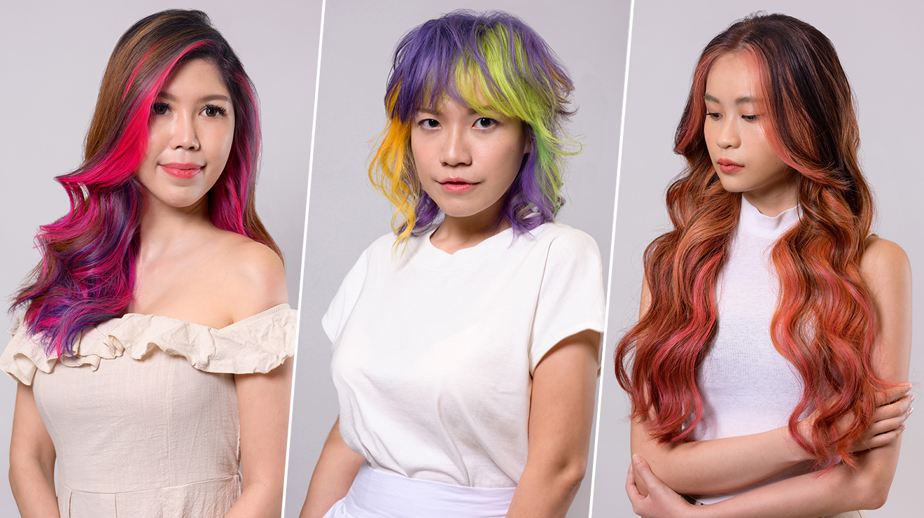 Colour care your hair right this way