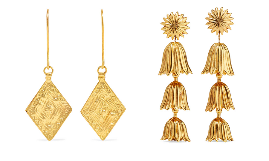 Geometrical Earrings