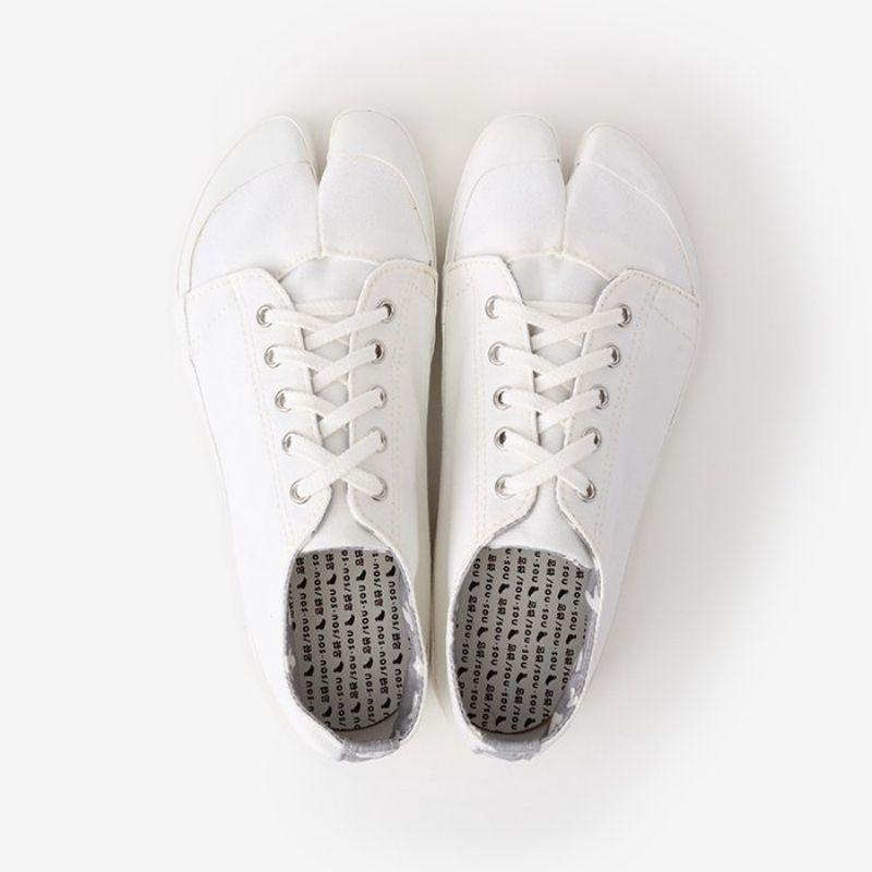 Split Toe Tabi Sneaker/SO-SU-U Kon