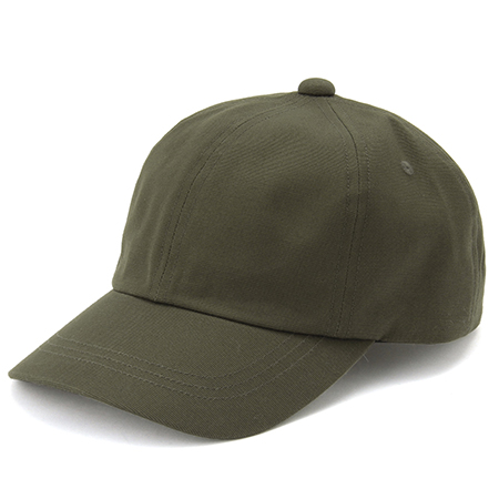 Typical dark green cap from hat brands