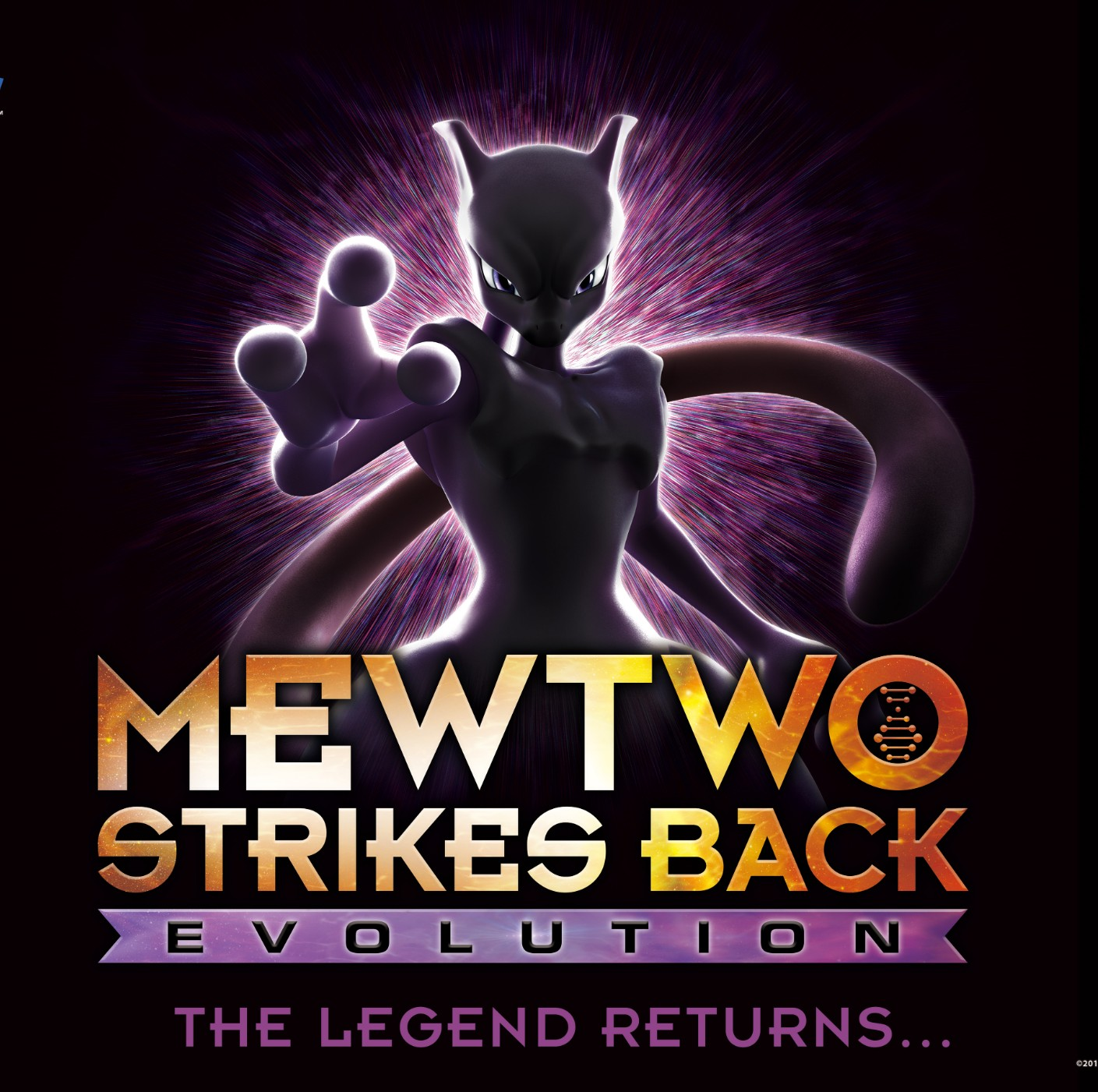 Animasi Pokemon - Mewto Strikes Back Evolution  Akan Segera Tayang Di Netflix