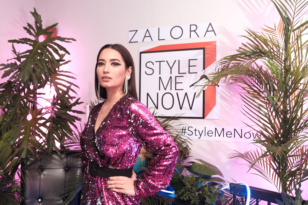 Zalora Style Me Now Nicole Andersson