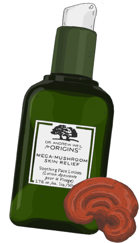Origins Mega-Mushroom Skin Relief Soothing Face Lotion