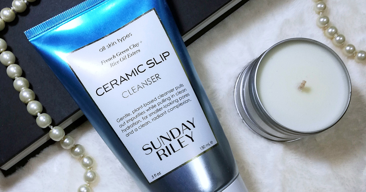 Review: Is Sunday Riley Ceramic Slip Cleanser Worth The Try