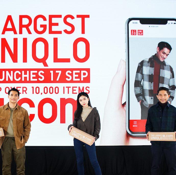 Belanja Semakin Menyenangkan Di Online Store Terbesar UNIQLO Indonesia!
