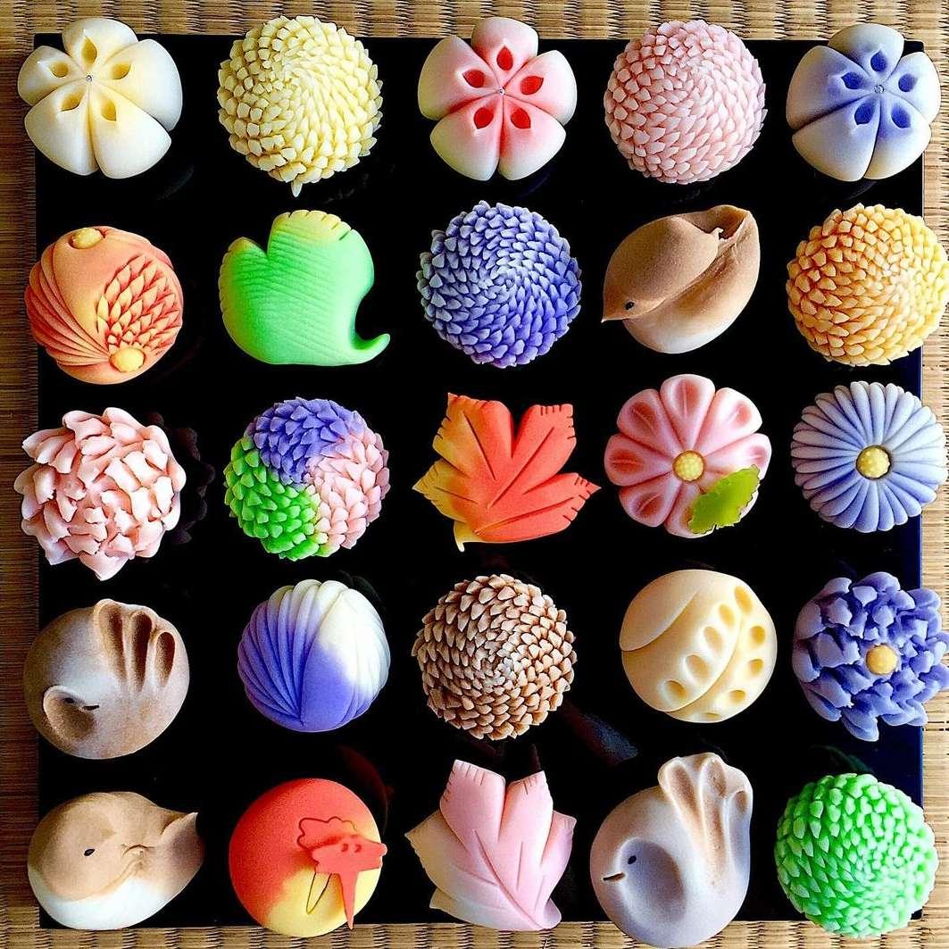 Wagashi, Seni Kue Dan Permen Jepang Yang Menggemaskan