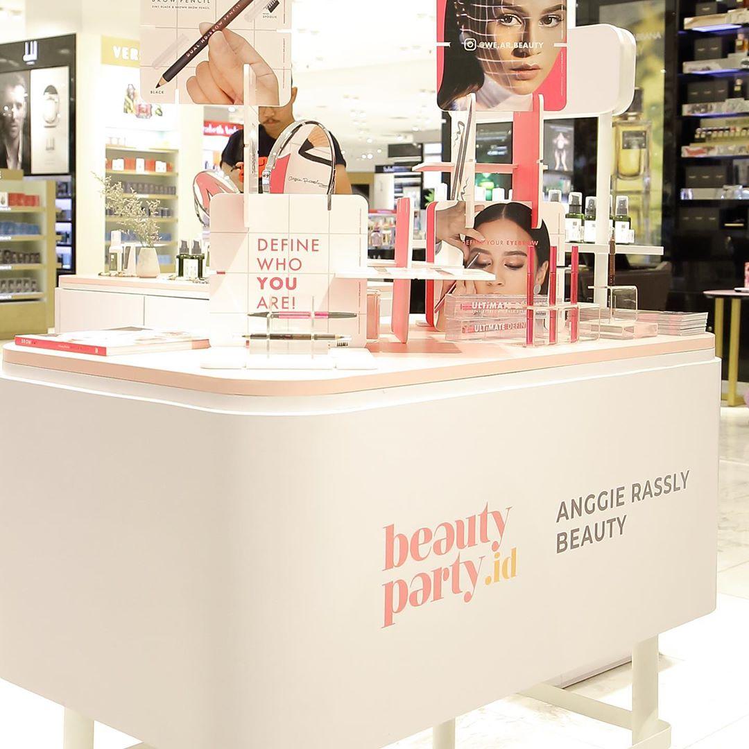 Beauty Party X Seibu: Pop Up Store Untuk Produk Kecantikan Tanah Air