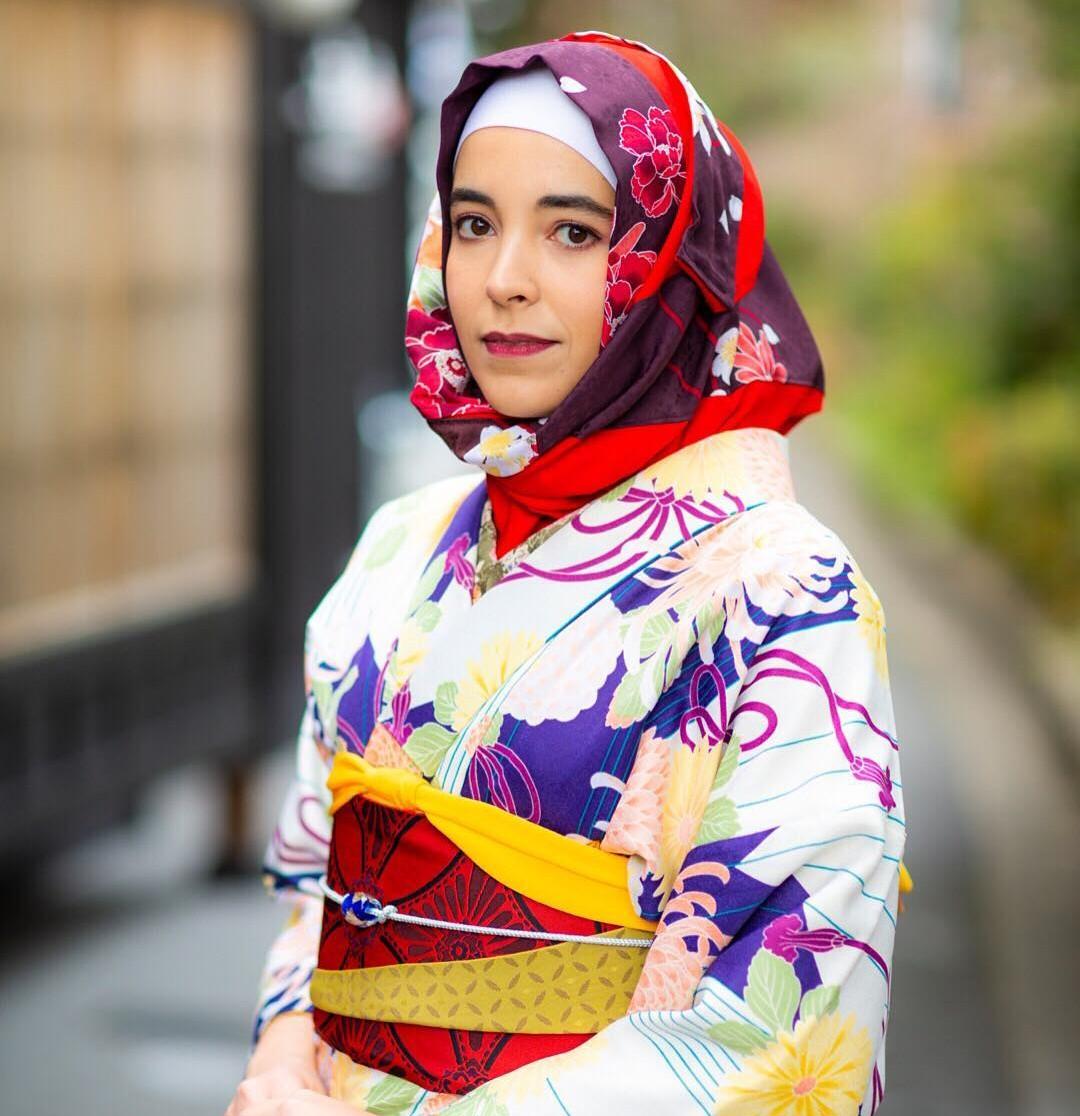 Kini Kamu Bisa Sewa Kimono Sepaket Dengan Hijab Di Kyoto