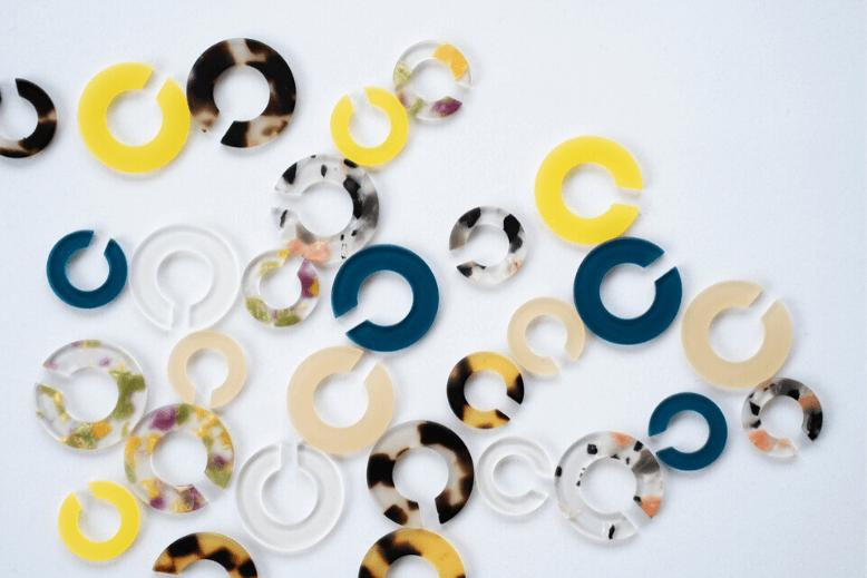 Assortment of Tsugi ear cuffs