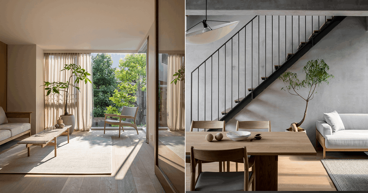 These Japanese Inspired Homes Are A Minimalist S Dream Come True Cooljapan