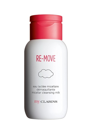 myClarins cleansing milk