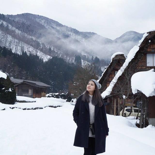 Shirakawa-go: Desa Di Jepang Yang Semakin Cantik Ketika Musim Dingin