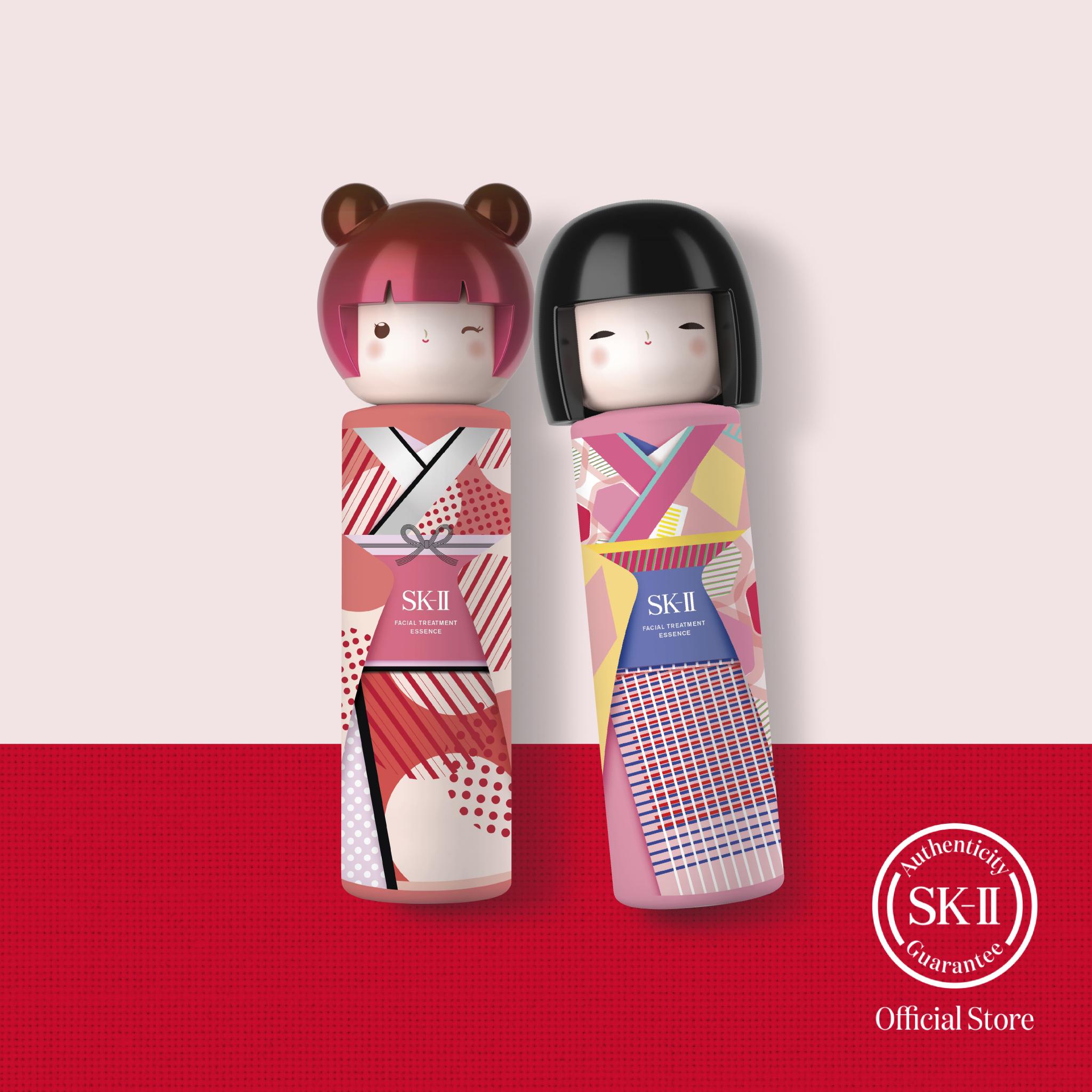 Menggemaskan, Skincare Ini Hadir Dalam Balutan Kimono