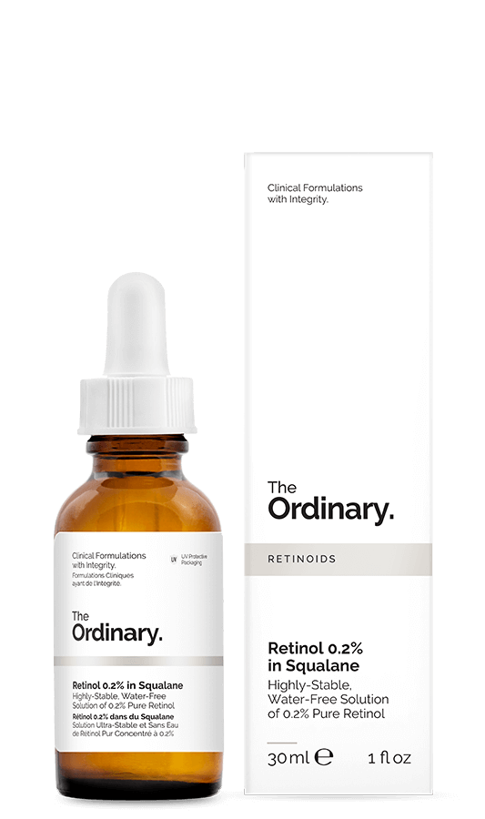 the ordinary retinol oil