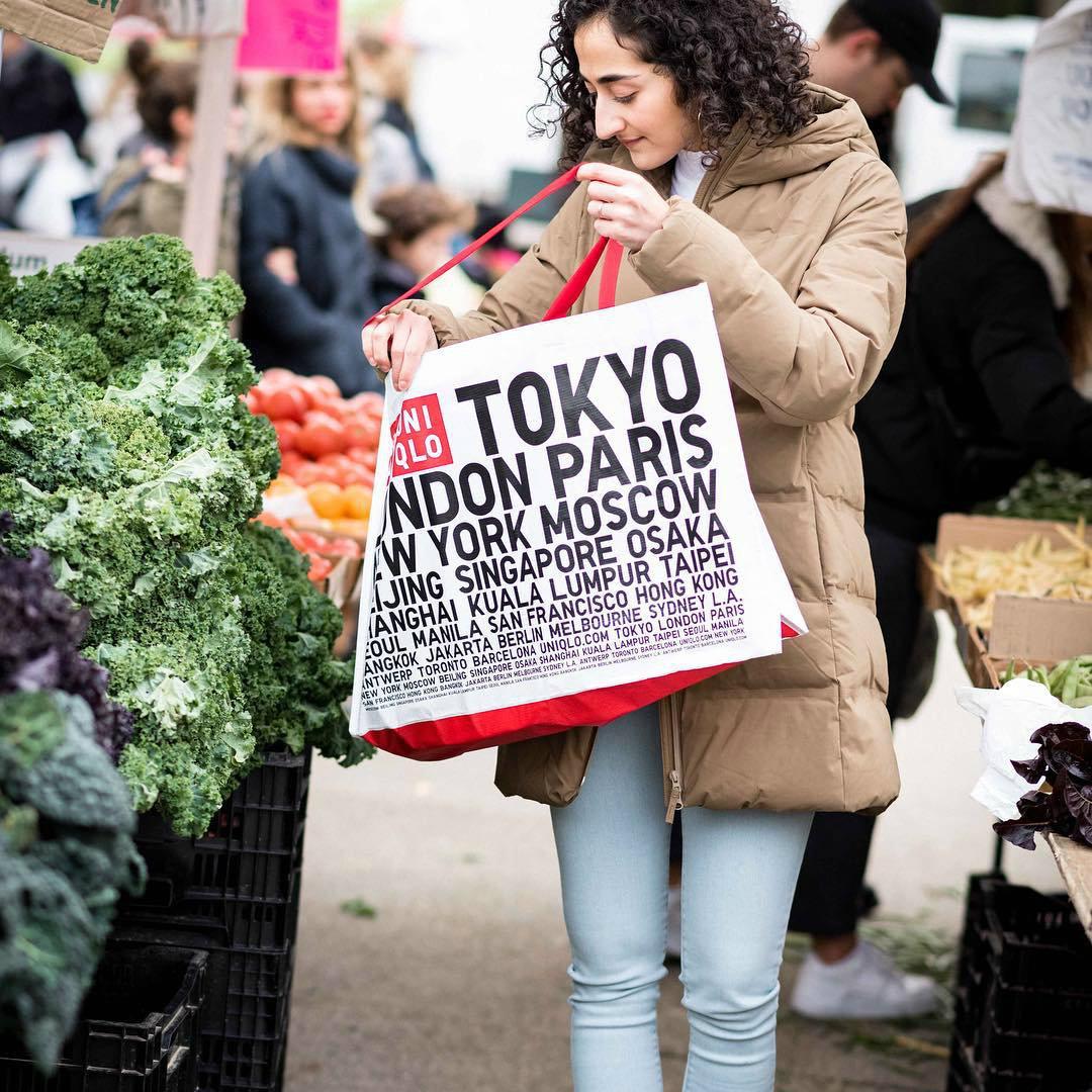 Intip Cara UNIQLO Mengurangi Penggunaan Plastik Sekali Pakai